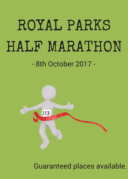 Royal Parks Marathon 2017 Places