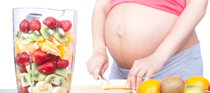 Mums to be urged to follow healthy diet