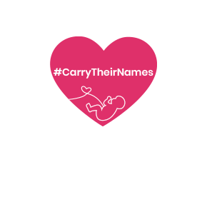 Carry Their Names - Heart being carried