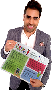 Wellbeing Wallets - Dr Ranj
